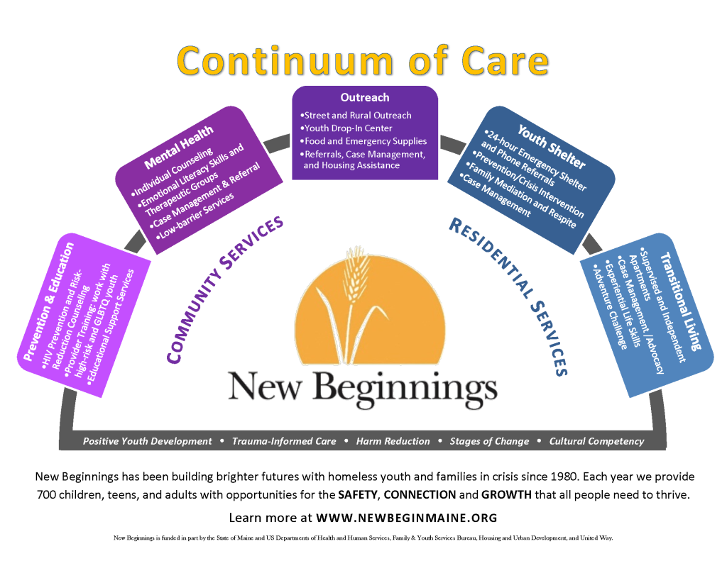 NB Continuum of Care 2016