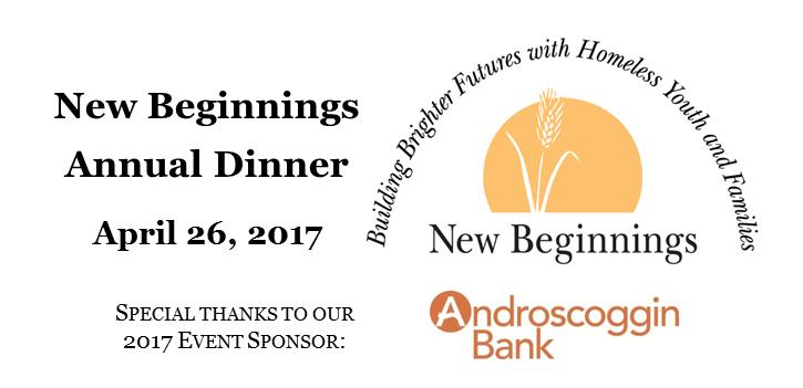 Annual Dinner header
